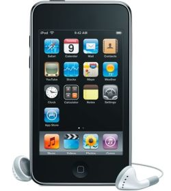 iPod Touch de tercera generación, Juegos para iPod Touch, Aplicaciones para iPod Touch