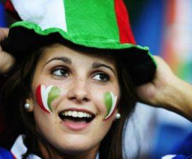 Edecanes Italianas Fútbol