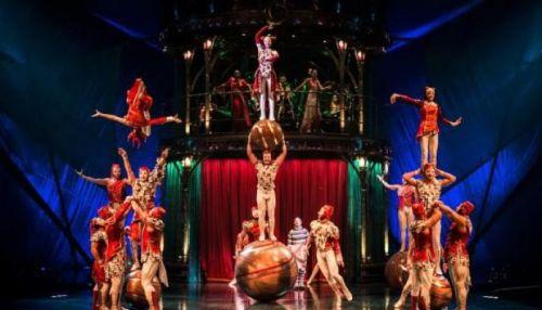 Joya Cirque du Soleil Cancún