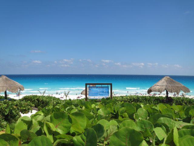 La Belleza de Playa Delfines Cancún