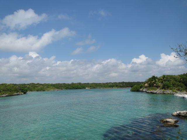 La Belleza del Parque Xel-Há Riviera Maya