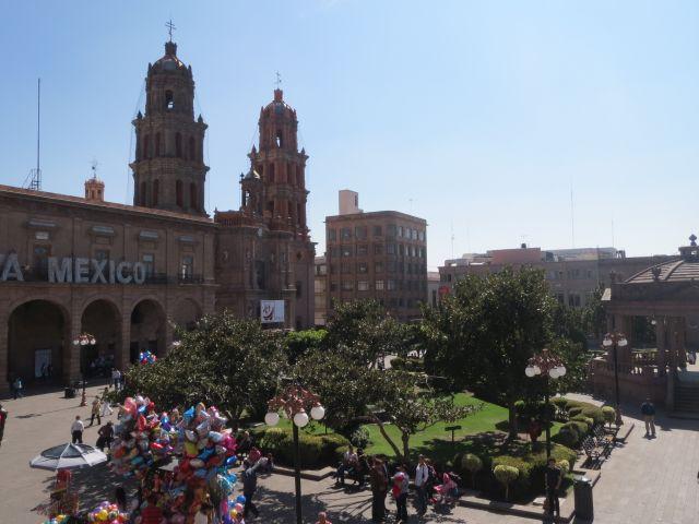 La Catedral de San Luis Potosí