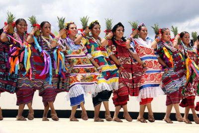 La Guelaguetza Oaxaca 2014