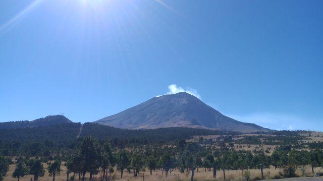 La Majestuosidad de Don Goyo en el Parque Nacional Izta Popo