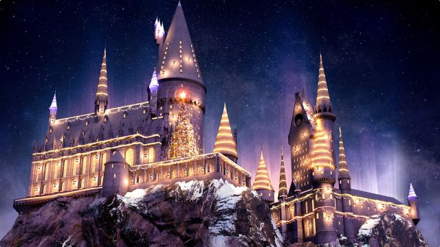 La Navidad llega a The Wizarding World of Harry Potter en Universal Orlando Resort