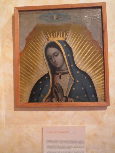 La Virgen de Guadalupe San Pedro Cholula Puebla