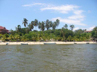 La laguna de Coyuca