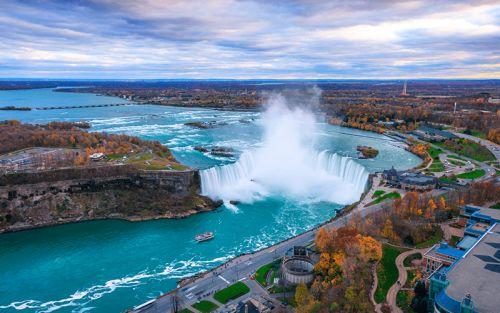 Las Cataratas del Niagara Canadá