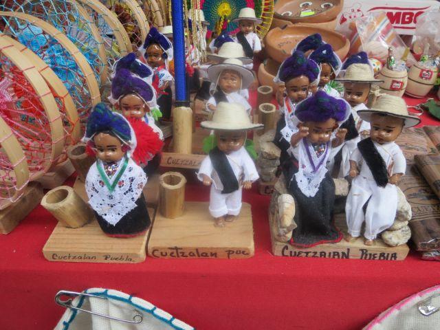 Las Hermosas Artesanías de Cuetzalan Puebla