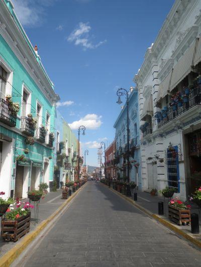Las Hermosas Calles de Atlixco Puebla