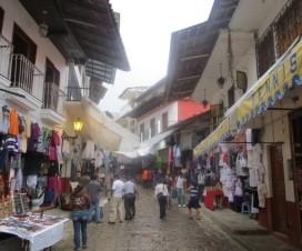 Las Hermosas Calles de Cuetzalan Puebla