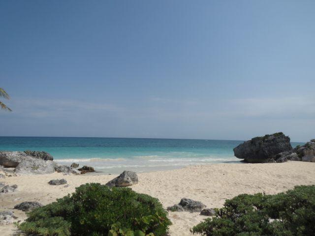 Las Hermosas Playas de Tulum Quintana Roo