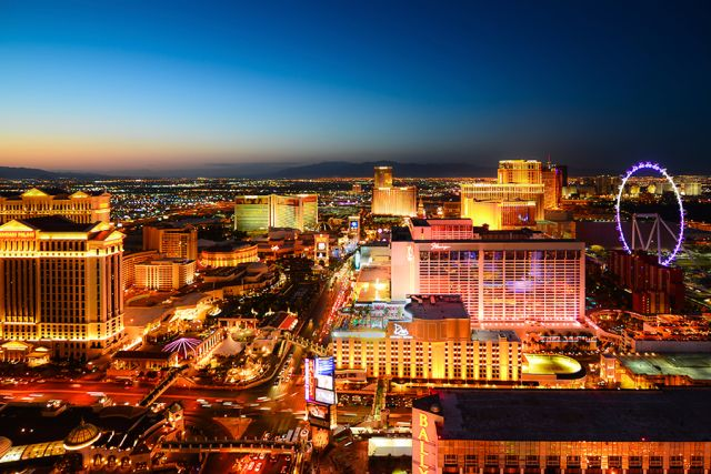 Las Vegas Nevada La Capital del Entretenimiento Mundial