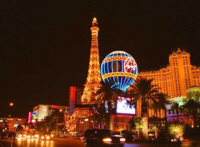 Las Vegas Nevada La Capital Mundial del Entretenimiento