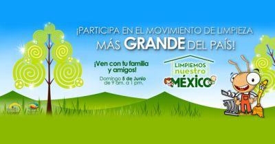 Limpiemos Nuestro México 2011