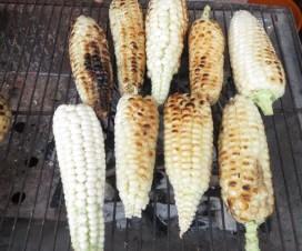 Los Deliciosos Elotes Tostados de El Oro Estado de México