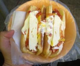 Los Deliciosos Hot Dogs del Templo Expiatorio Guadalajara