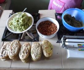 Los Deliciosos Tlacoyos de Alberjón de Tlatlauquitepec Puebla