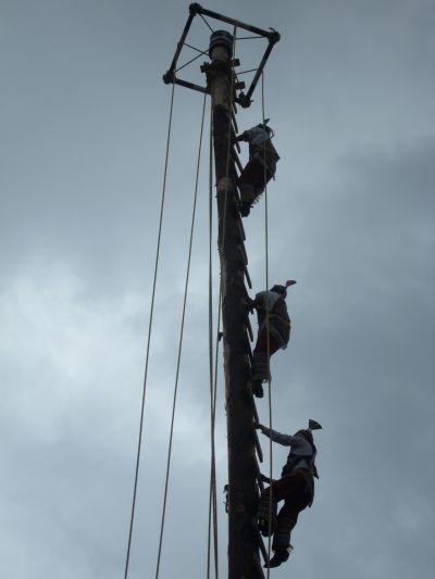 Los Voladores de Papantla Zacatlán Puebla
