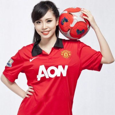 Manchester United Edecanes Fútbol