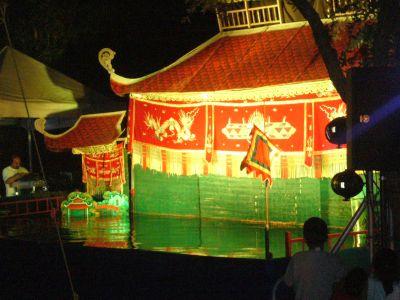 Las Marionetas Acuáticas de Vietnam