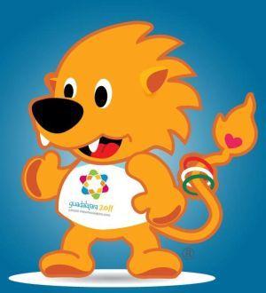 Mascota Panamericanos Guadalajara