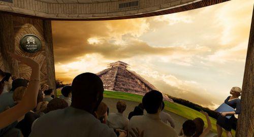 Mayan Visión de Parque Maya Tours Cancún