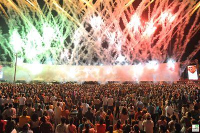 La Megapantalla del Bicentenario