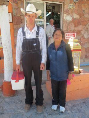 Menonitas México
