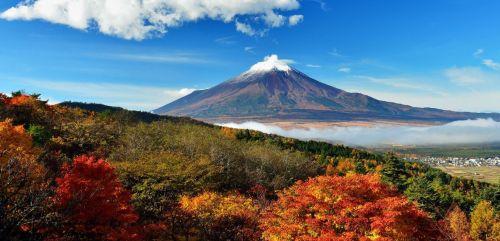 Monte Fuji Tokio Japón