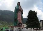 Monumental Virgen de Guadalupe Xicotepec de Juárez Puebla