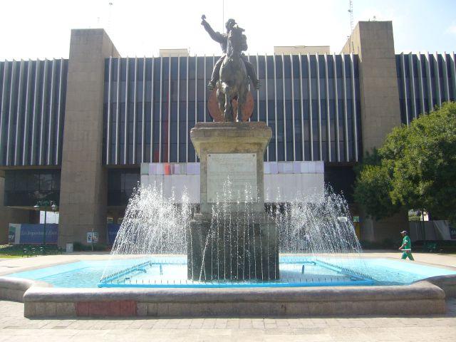 Monumento a Ignacio Zaragoza Monterrey