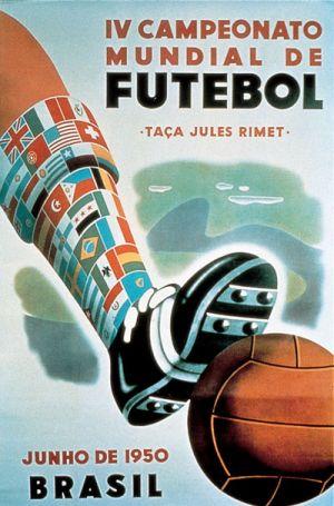 Los mundiales: Brasil 1950