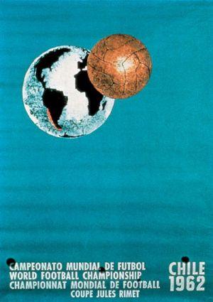 Los Mundiales Chile 1962