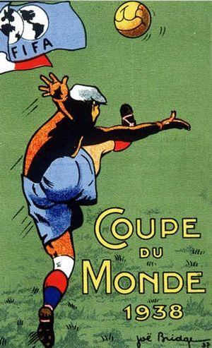 Los mundiales Francia 1938