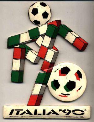 Los mundiales: Italia 1990