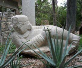 Museo del Pueblo Maya de Dzibilchaltún
