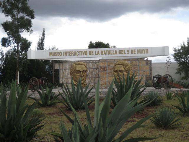 Museo Interactivo de la Batalla del 5 de Mayo Puebla