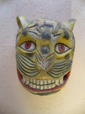Museo de la Máscara Rafael Coronel Zacatecas