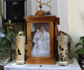 Niño Dios del Catecismo San Nicolás de los Ranchos Puebla
