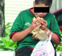 México Primer Lugar en Obesidad