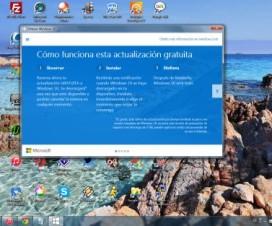 Notificación Icono Barra de Tareas Obtener Windows 10