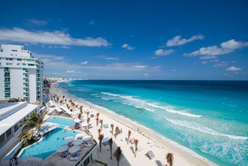 ÓLEO Cancún Playa Hotel Panorámica