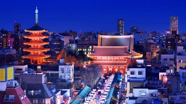 Paquetes de Viajes a Tokio desde Ciudad de México