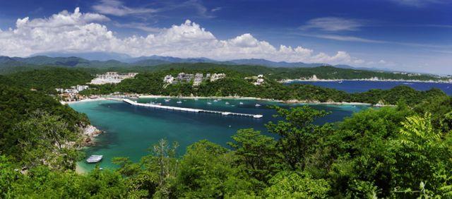 Paquetes de Viajes Turísticos a las Bahías de Huatulco