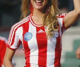 Paraguayas Fútbol