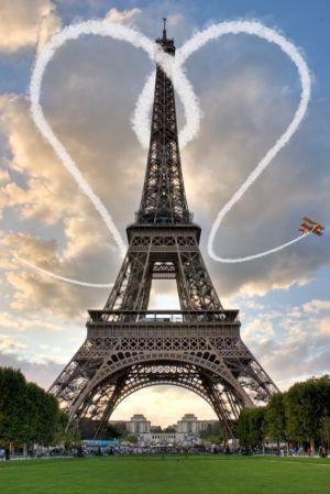 París La Ciudad del Amor