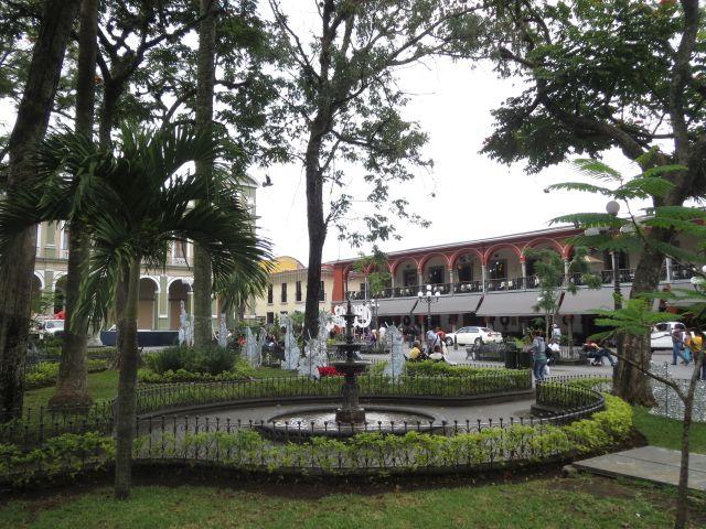 Parque 21 de Mayo Córdoba Veracruz