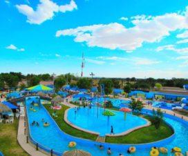Parque Acuático Centro Recreativo Las Fuentes