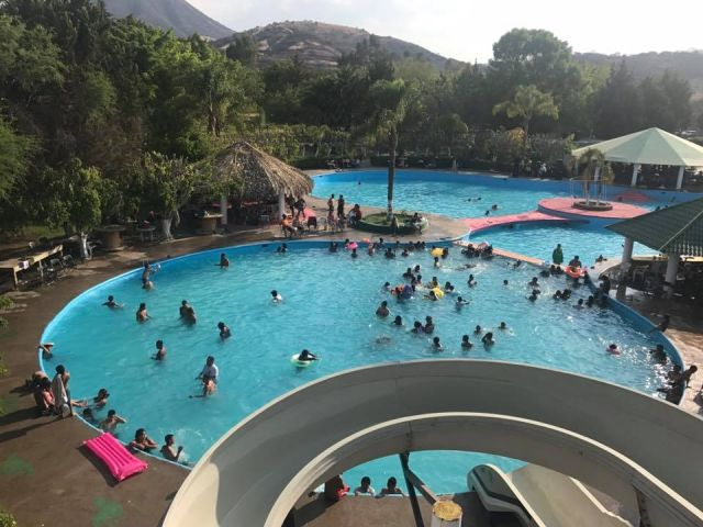 Parque Acuático Club Valle Esmeralda Guanajuato